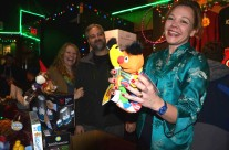 """2014: Annual """"Toys for Tots Holiday Spectacular"""" to Benefit Yale Children's Hospital               – New Haven, CT"""