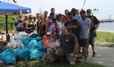 Seaside Park Clean-Up