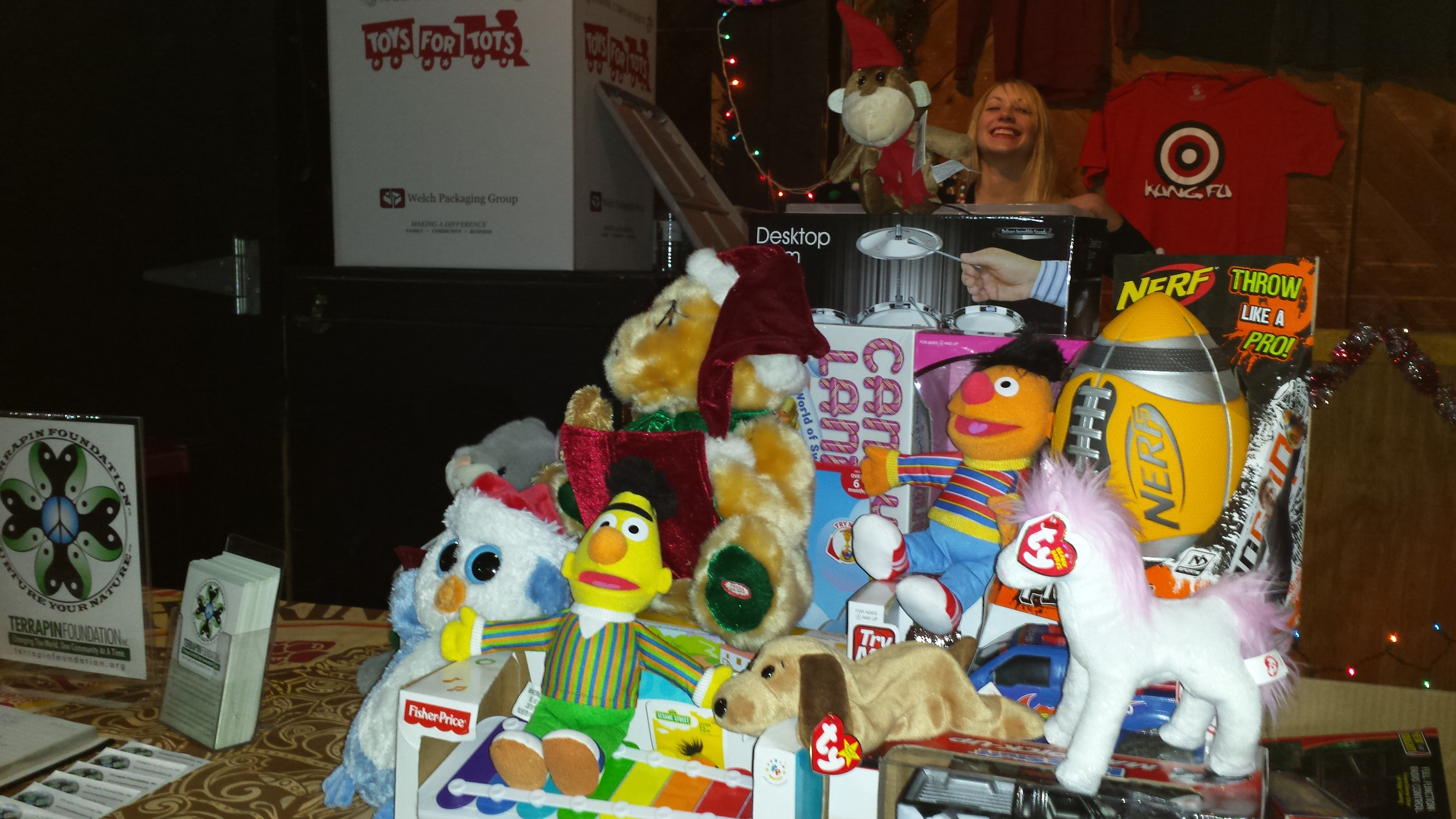 "Toys For Tots Mission Statement : Annual ""toys for tots holiday spectacular to"